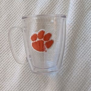 Clemson tervis tumbler mug